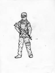 Spetsnaz Operator