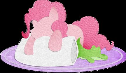 Canvas Paper Pinkie Pie - v2.0 by Saw-Buck