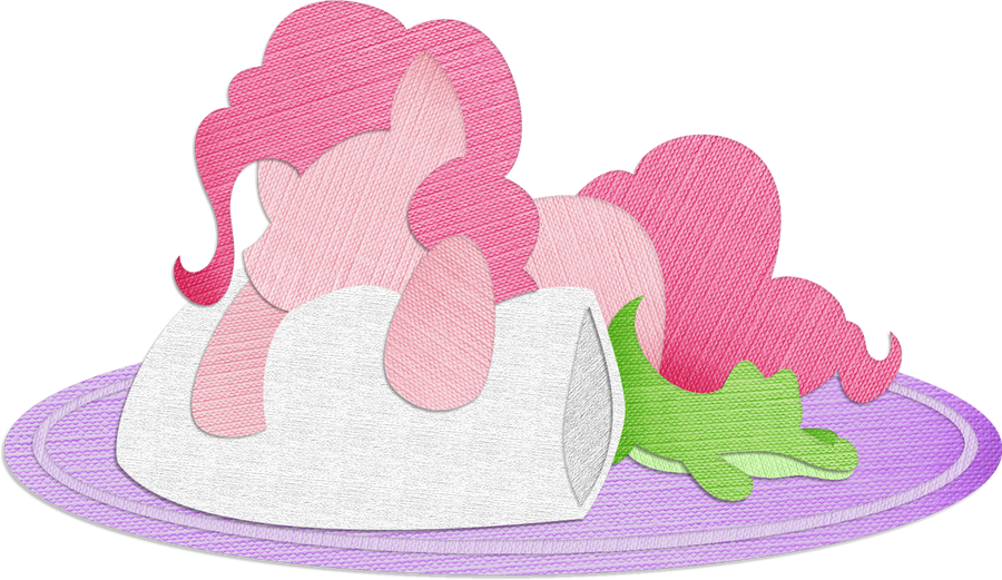 Canvas Paper Pinkie Pie - v2.0 by Saw-Buck