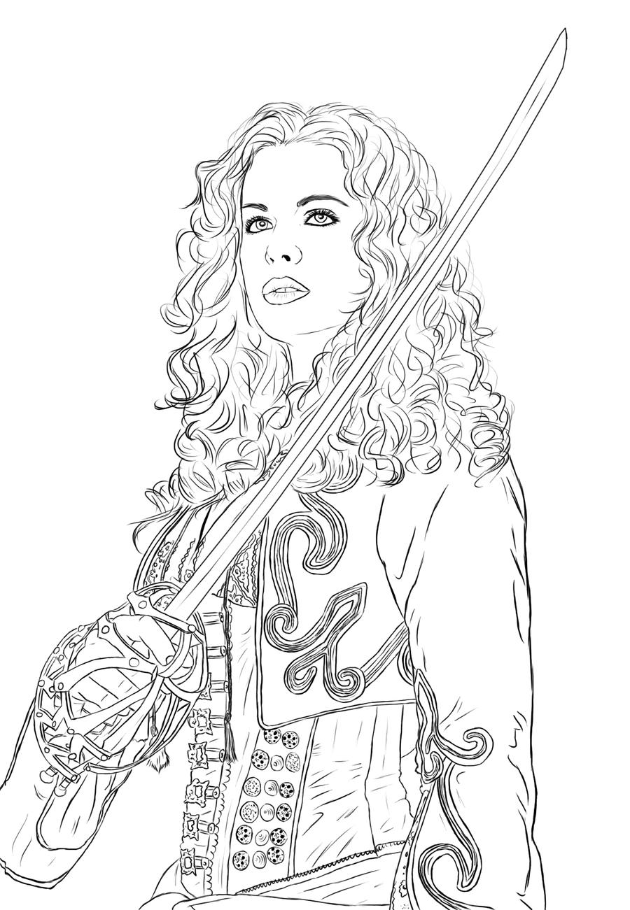 Van Helsing Drawing Ana valerius van helsing byVan Helsing Drawing