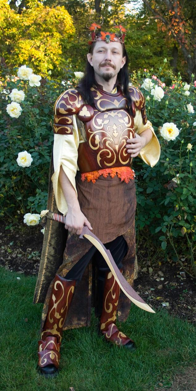 Greenwood Lord by BelovedUnderwing