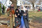 Oberon, Cobweb and Titania by BelovedUnderwing