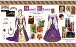 Grand Titania Wedding Gown Concept