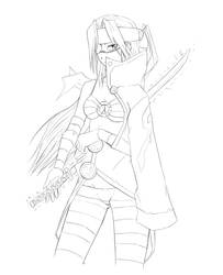 Lineart for contest