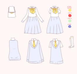 Uniform Ref by Hyakupasaurus