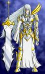 Dolsa: God of the Light Elves
