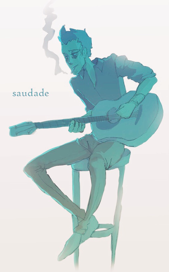 saudade by Nightsi on DeviantArt