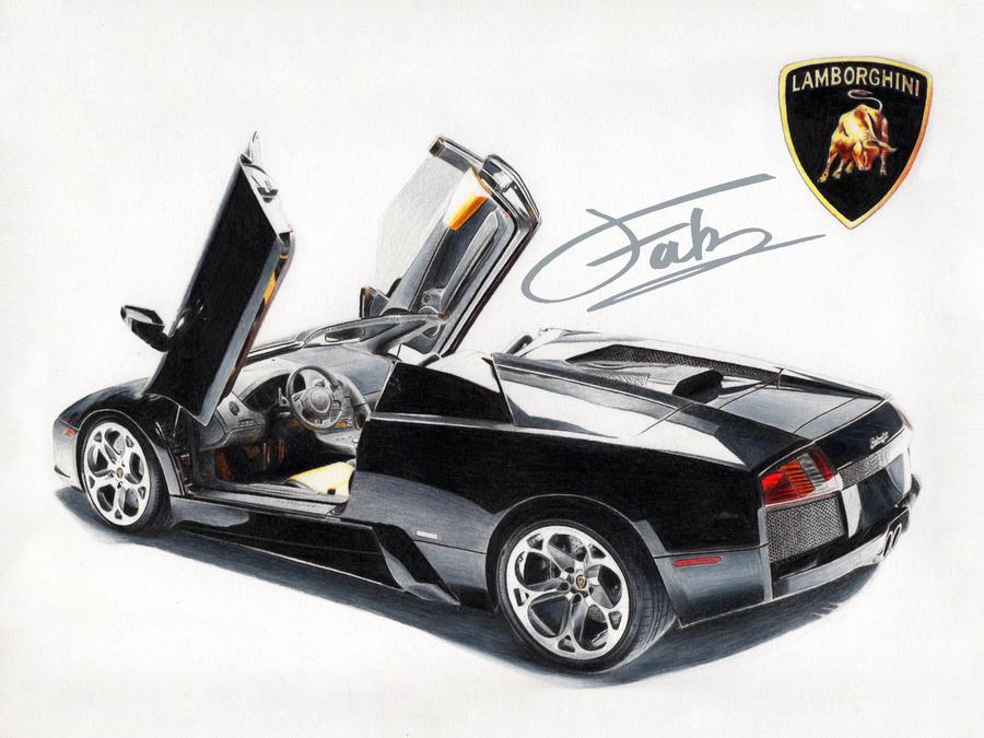 Lamborghini Murcielago by xeonos