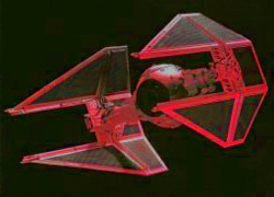 Deadly TIE Fighter by Catharsis666