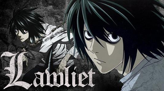 Resultado de imagen de death note l  Lawliet