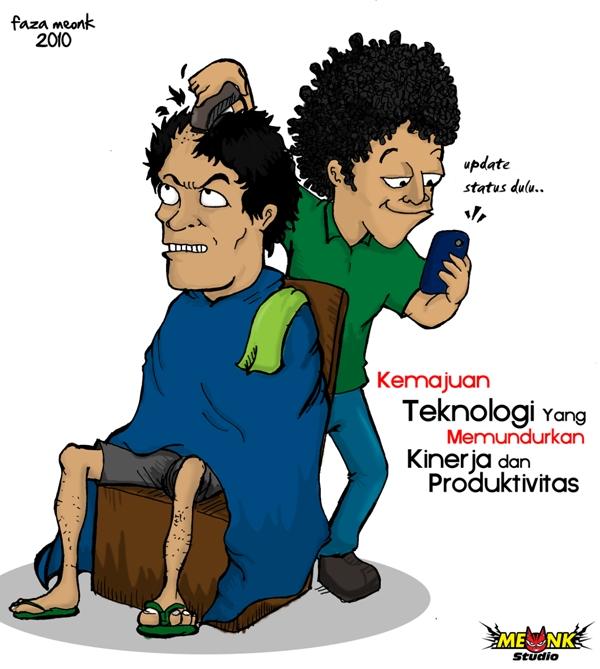 Penyalahgunaan Teknologi by FazaMeonk