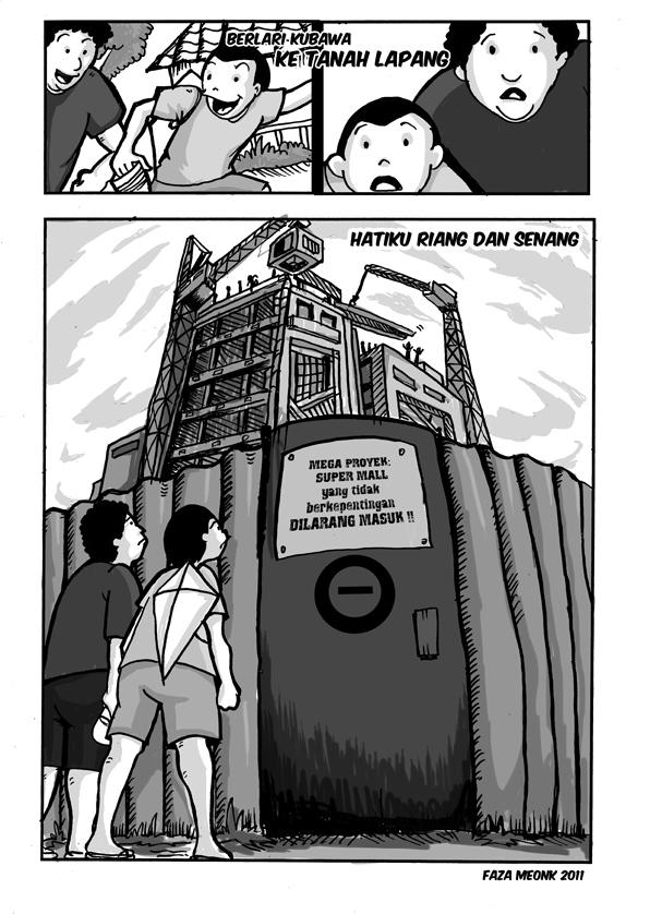 Komik Layang-Layang hlm 3 by FazaMeonk