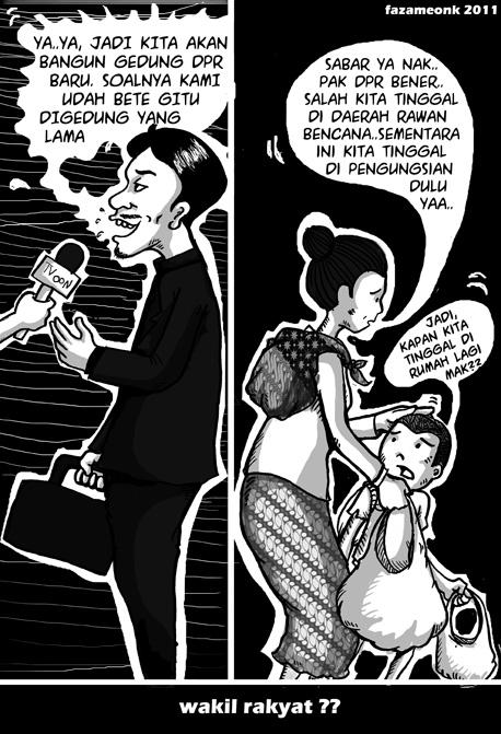 Wakil Rakyat.. by FazaMeonk