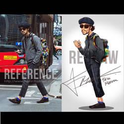 random guy on the street