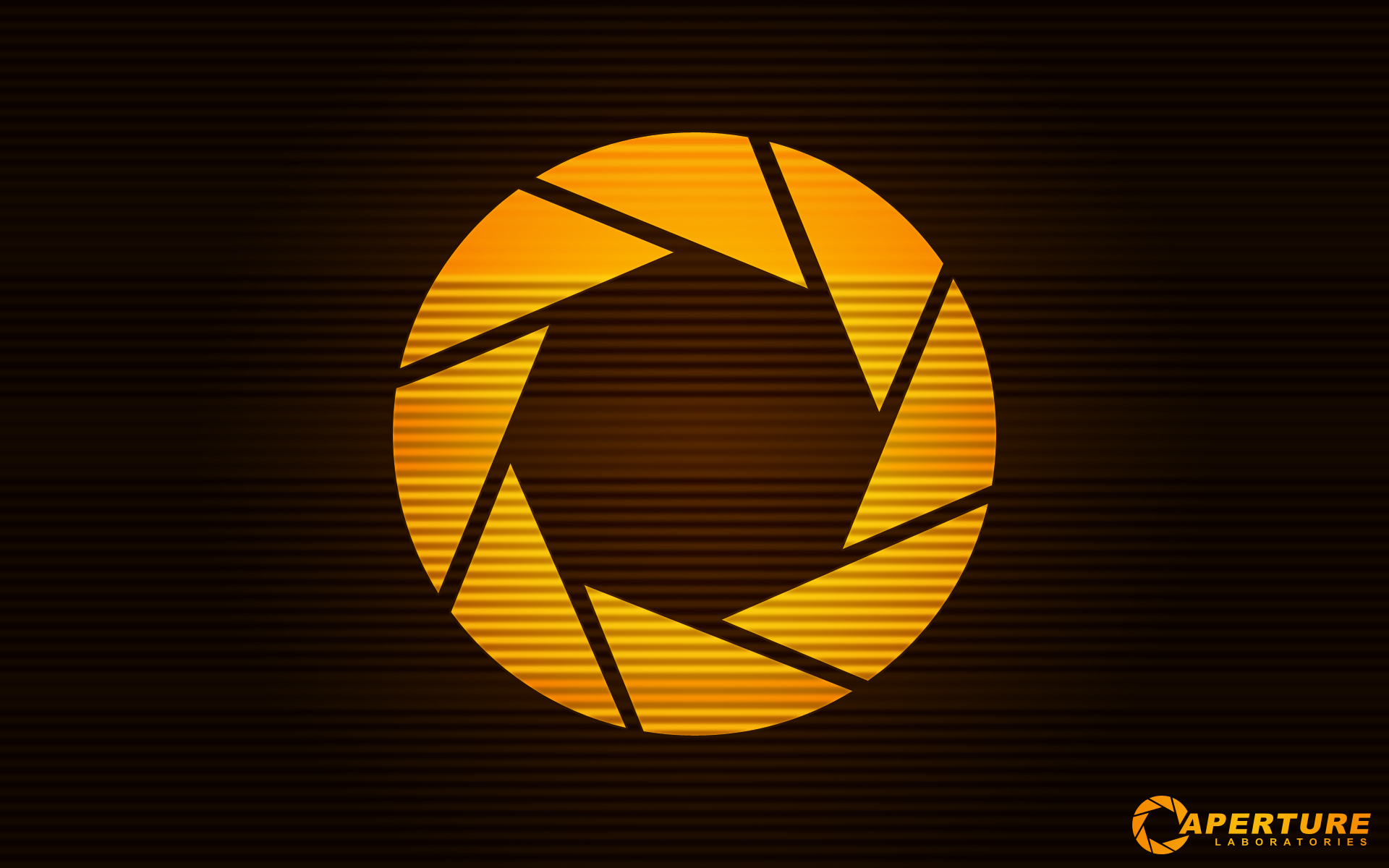Aperture Science Gif wallpaper - 353856