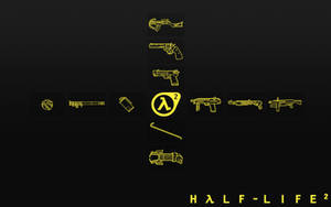 Half Life 2 Weapon Selection by Zeptozephyr