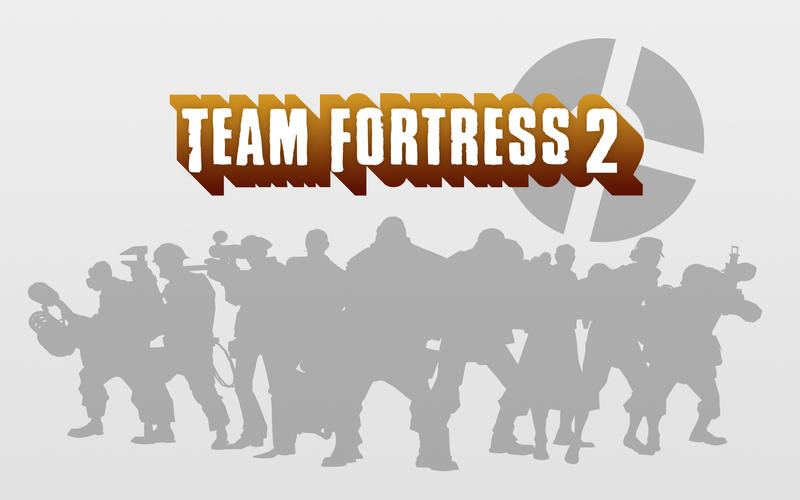 Team fortress 2 wallpaper by zeptozephyr on deviantart - Tf2 logo wallpaper ...