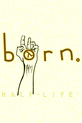 Born iPod Wallpaper