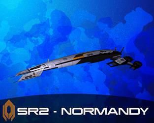 SR2 - Normandy by Zeptozephyr
