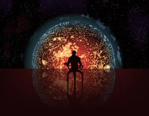 Mass Effect - Illusive Man