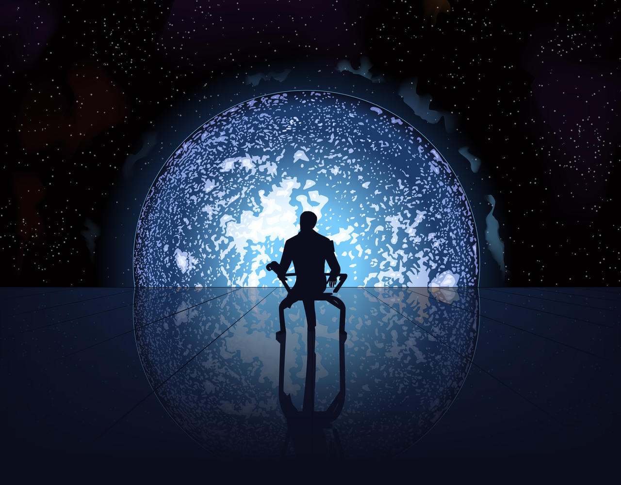 Mass Effect Illusive Man Paragon