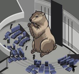 Groundhog Day by Zeptozephyr