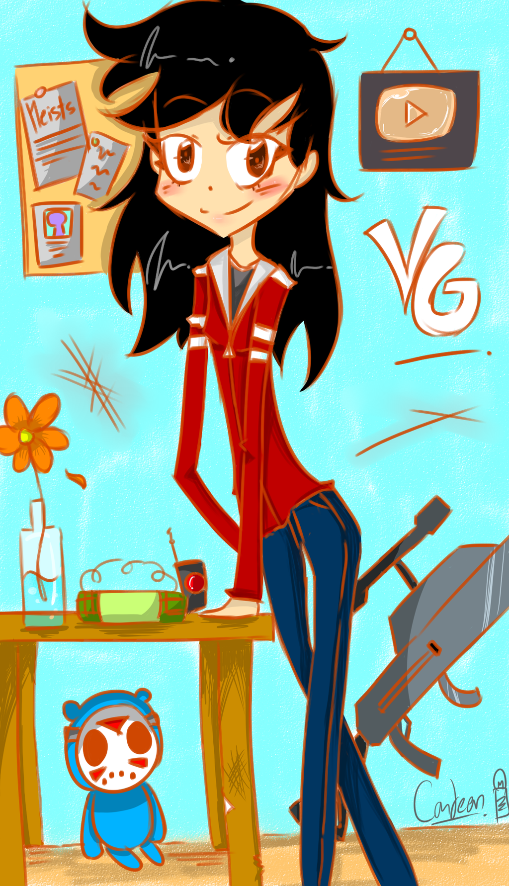 Vanossgaming fanfiction the image kid for H2o power x