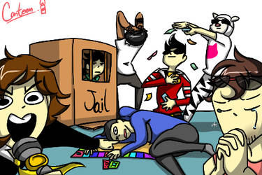 Monopoly by PowerUPCanteenPFDA