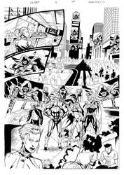 47 Dead Man Talking #2 page 19 by raffaele-ricciardi