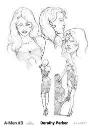 Dolores Parker by raffaele-ricciardi