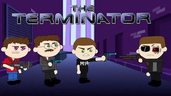 The Lyosacks: the terminator