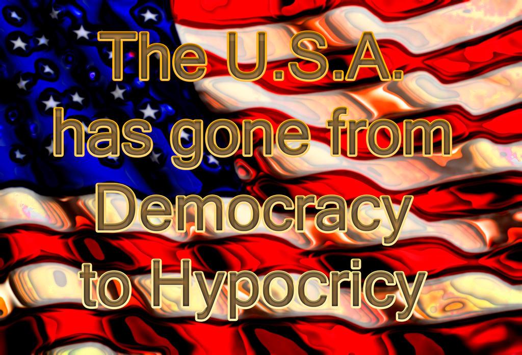 Hypocrisy by AmyinWonderlandofOz