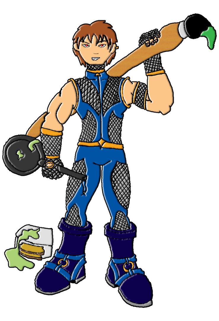 Create-a-Ninja by tblade2001