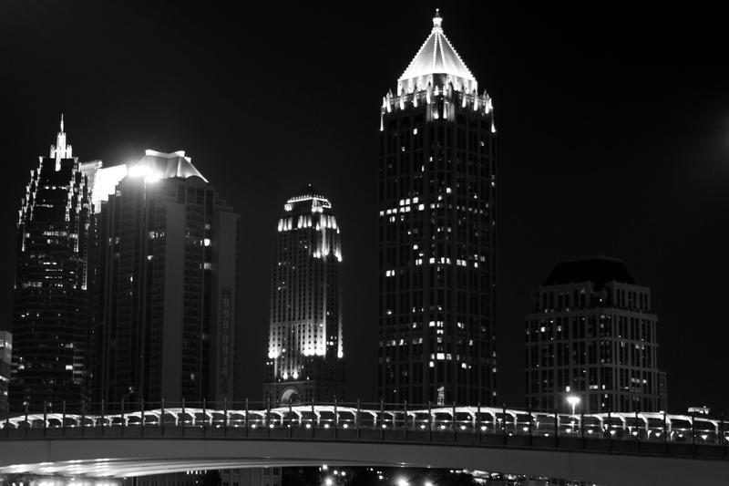 HD Atlanta Skyline Wallpaper. by Billion Photos. Share
