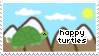 Happy Turtles Stamp by deepbluestar