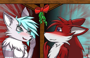 Mistletoe Mishaps or maybe not? by Stormland