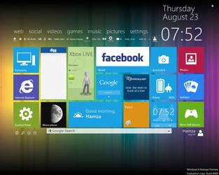 My Omnimo Desktop by hamza62240