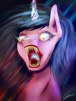 Sparkle of the Nighmare by ELZZombie