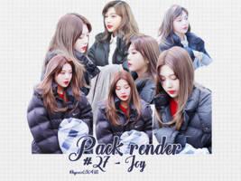 // Pack Render 27 // Joy by hyesoo0304bts