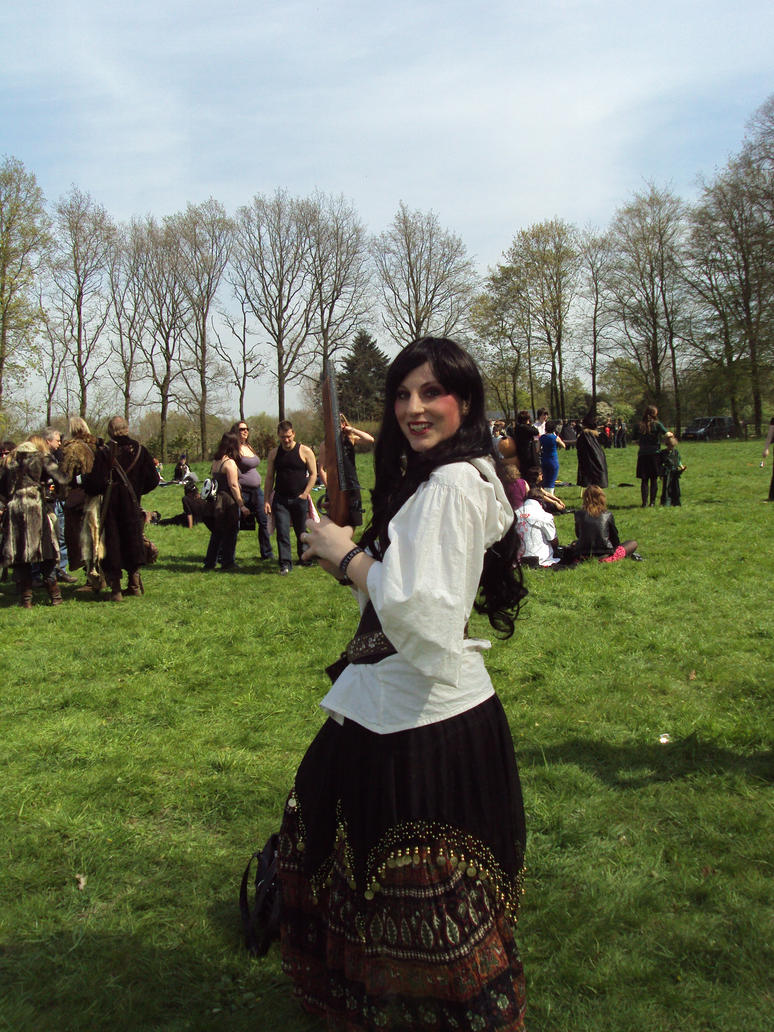 Witch 2 at Castlefest 2010 by lilam70