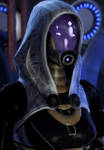 Tali Remastered in ME3