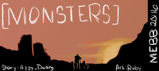 MEBB: Monsters by RotRubin
