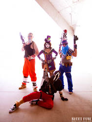 MegaCon 2014: Borderlands I