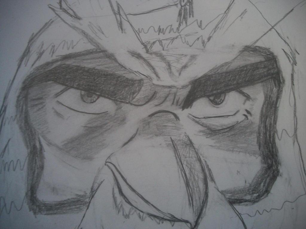 The Wise owl by GreedTheGreedy