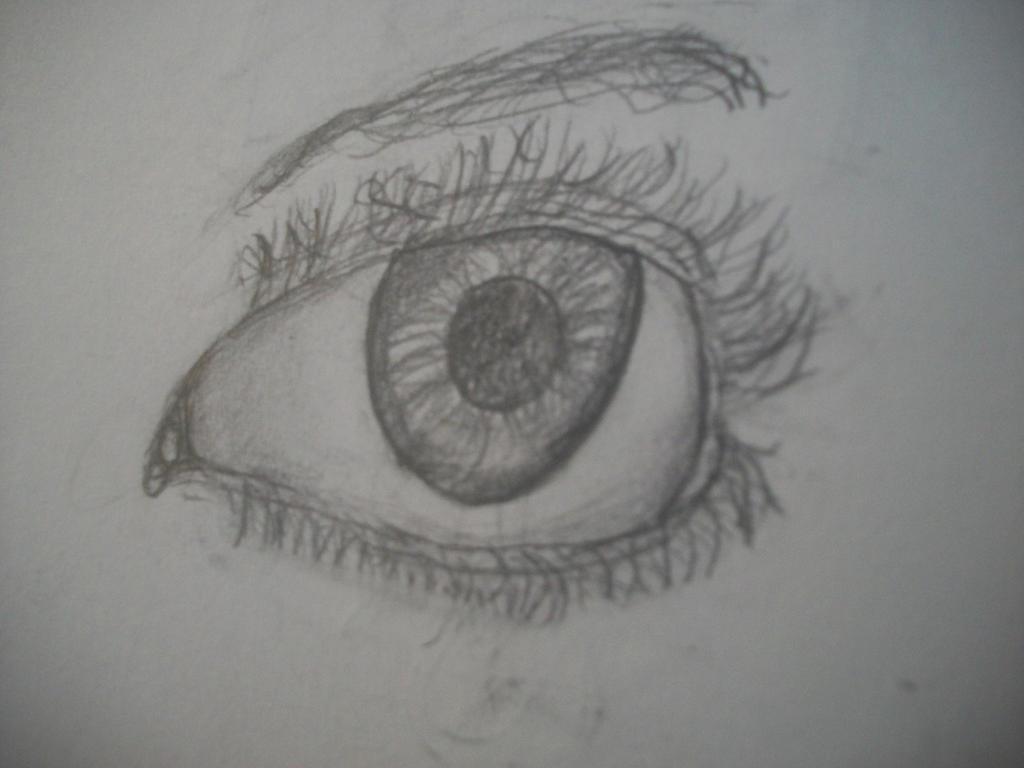 Realistic eye test by GreedTheGreedy