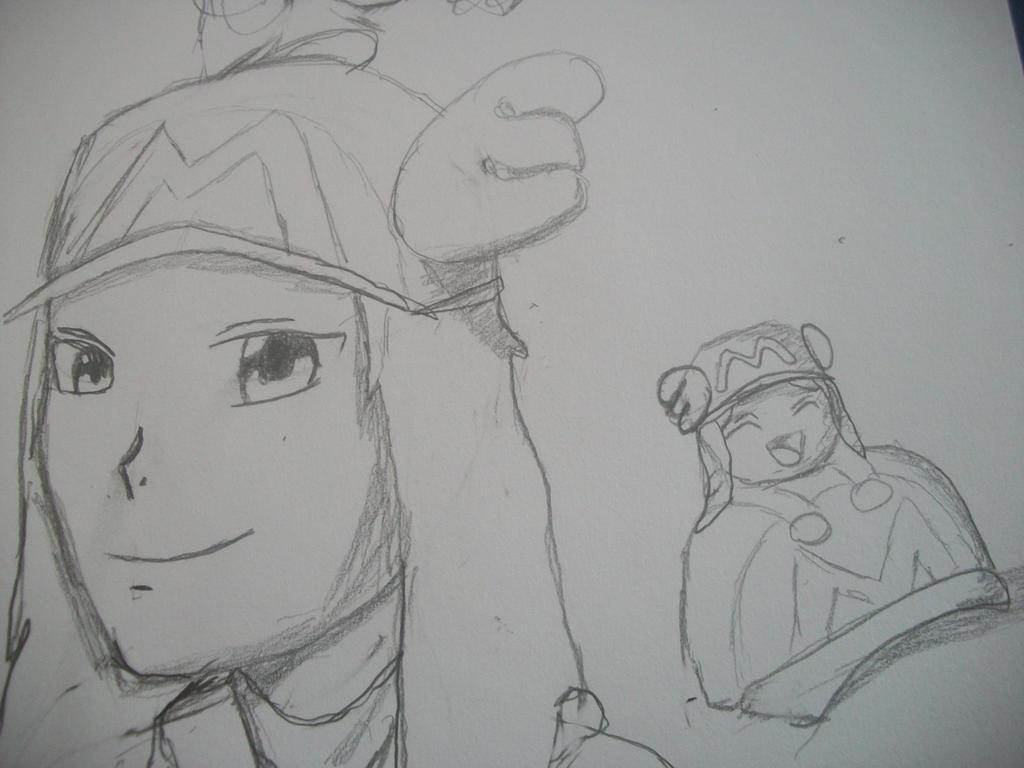 ~CotoKun Sketch by GreedTheGreedy
