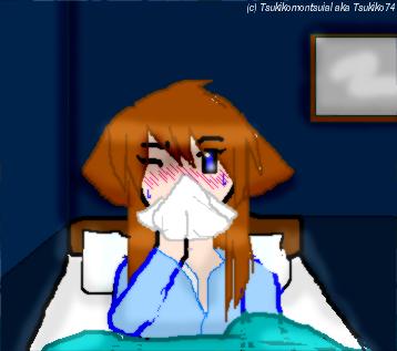 Loo: I dont feel so good by Tsukiko74