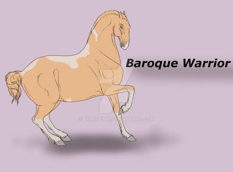617 Baroque Warrior by dinkypink