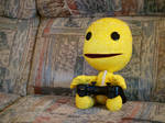 Real-life Sackboy - Gaming