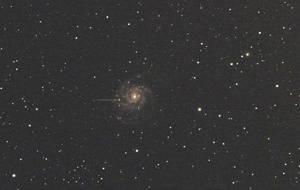 Supernova PTF11kly by Gautama-Siddharta